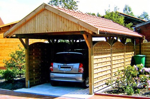 holzspezi prikker carport satteldach monaco x 400cm x 700cm leimbinder bausatz fichte ci76512549. Black Bedroom Furniture Sets. Home Design Ideas