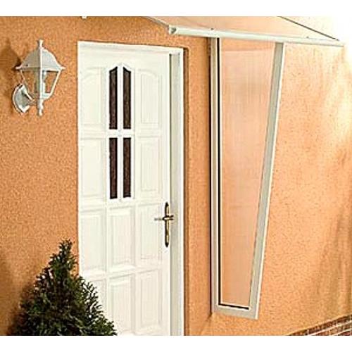 holzspezi prikker seitenteil f r haust rvordach rondo wei sj73608779. Black Bedroom Furniture Sets. Home Design Ideas